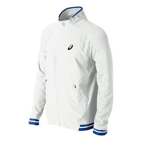 Men's ASICS�Club Woven Jacket