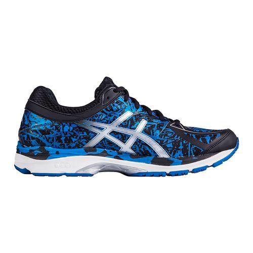 Mens ASICS GEL-Cumulus 17 Running Shoe - Blue/Silver 15