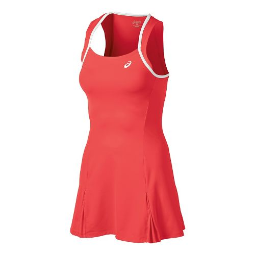 Womens ASICS Club Dress Fitness Skirts - Coralicious XS