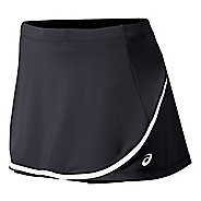 Womens ASICS Club Skort Fitness Skirts