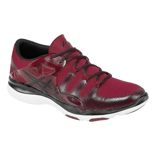 Womens ASICS GEL-Fit Vida Cross Training Shoe - Red/Onyx 7