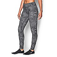 Womens Under Armour Studio Printed Legging Full Length Tights