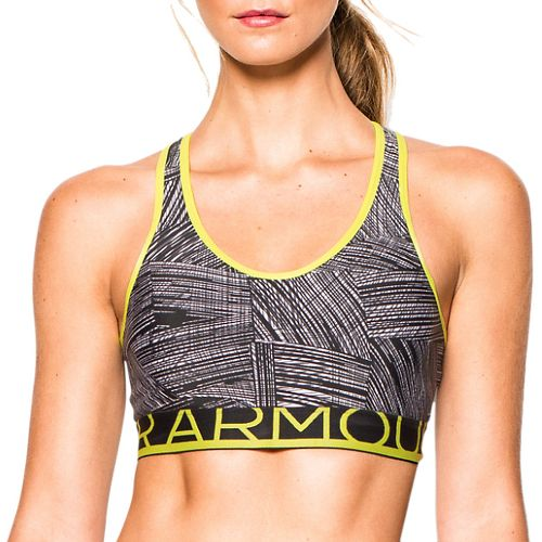 Women's Under Armour�HeatGear Alpha Printed Bra with Cups