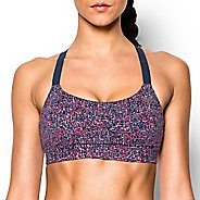 Womens Under Armour Eclipse Printed Mid Sports Bras