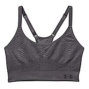 Womens Under Armour Seamless Jacquard Sports Bras