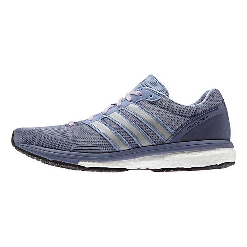Womens adidas Adizero Boston 5 Boost TSF Running Shoe - Prism Blue 8.5