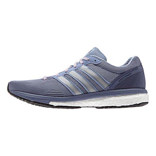 Womens adidas Adizero Boston 5 Boost TSF Running Shoe - Prism Blue 9
