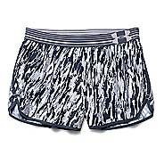 Womens Under Armour Printed Perfect Pace Lined Shorts