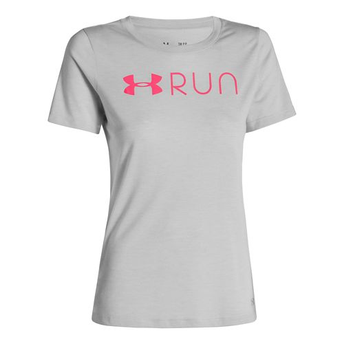Women's Under Armour�Run Lockup Shortsleeve