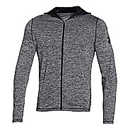 Mens Under Armour Longsleeve Tech Full-Zip Hoodie & Sweatshirts Technical Tops