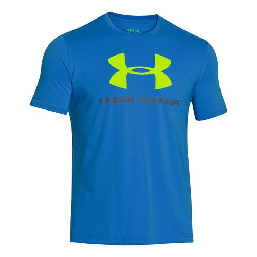Men's Under Armour�Charged Cotton Sports Style Logo Tee