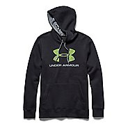 Mens Under Armour Sports Style Cotton Warm Up Hooded Jackets