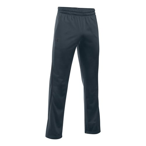 Mens Under Armour Light Weight Warm-Up Pants - Stealth Grey/Black MR