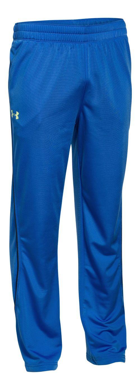Mens Under Armour Light Weight Warm-Up Pants - Ultra Blue M