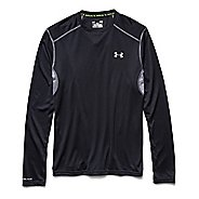 Mens Under Armour coldblack Tee Long Sleeve No Zip Technical Tops