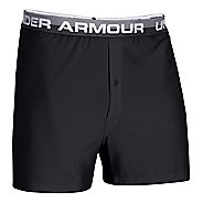Mens Under Armour Original Series (Hanging) Boxer Underwear Bottoms