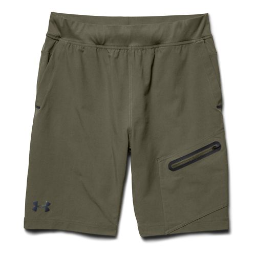 Mens Under Armour Ultimate Unlined Shorts - Marine OD Green XL