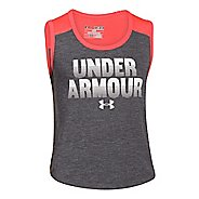 Kids Under Armour Muscle Tank Non-Technical Tops