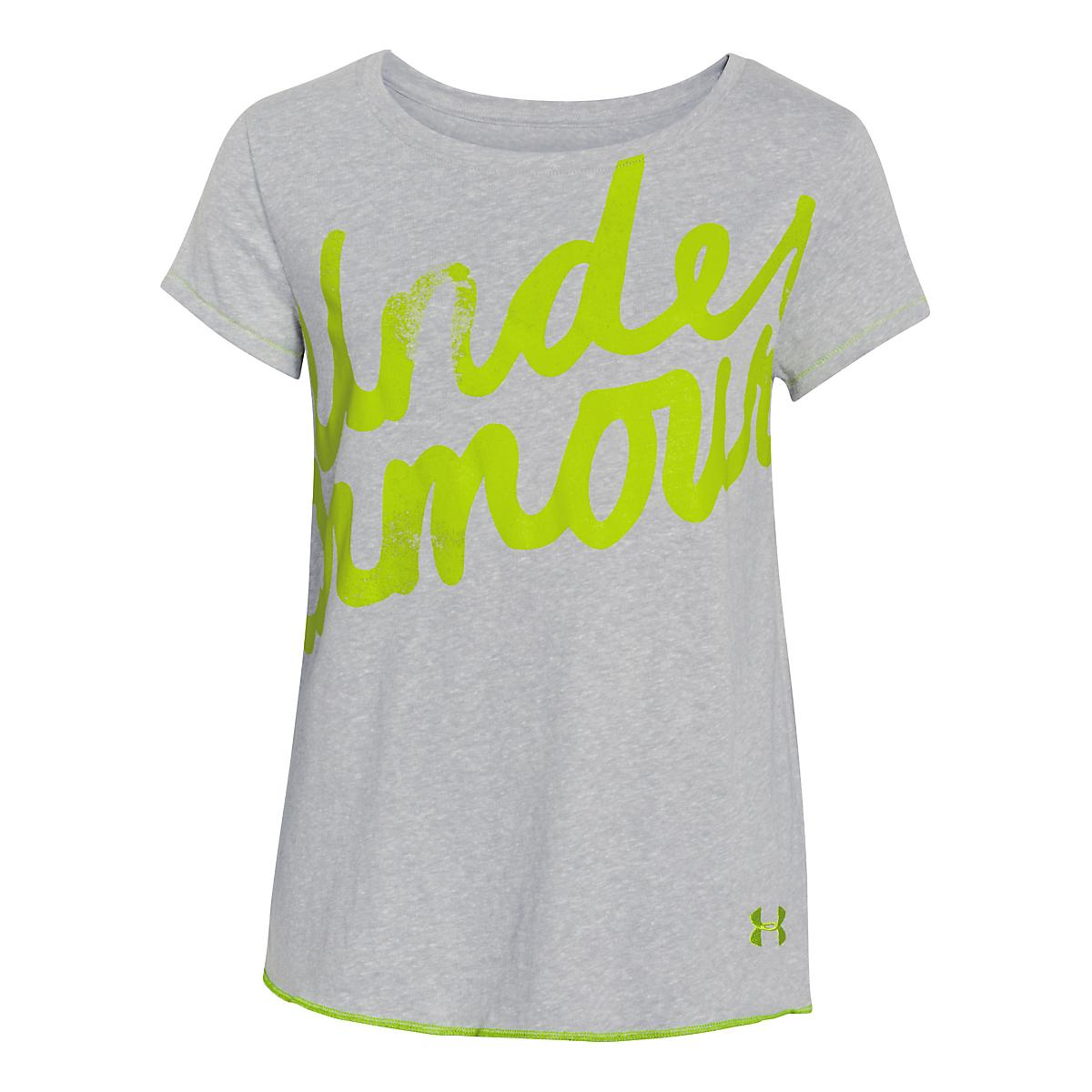 Kids Under Armour�Layer Tee