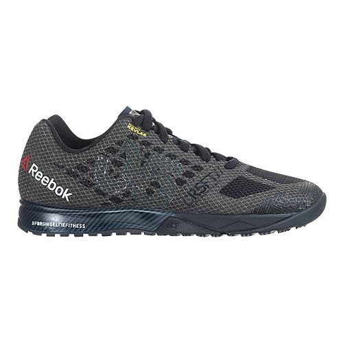 Mens Reebok CrossFit Nano 5.0 Cross Training Shoe - Black 9.5