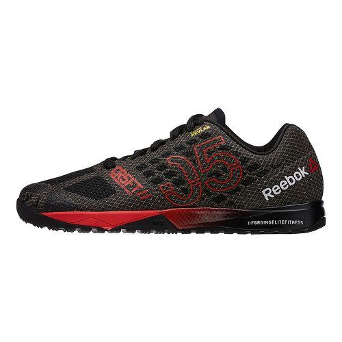 Mens Reebok CrossFit Nano 5.0 Cross Training Shoe - Black/Red 8