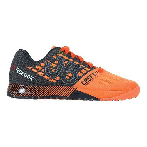 Mens Reebok CrossFit Nano 5.0 Cross Training Shoe - Electric Peach 11.5
