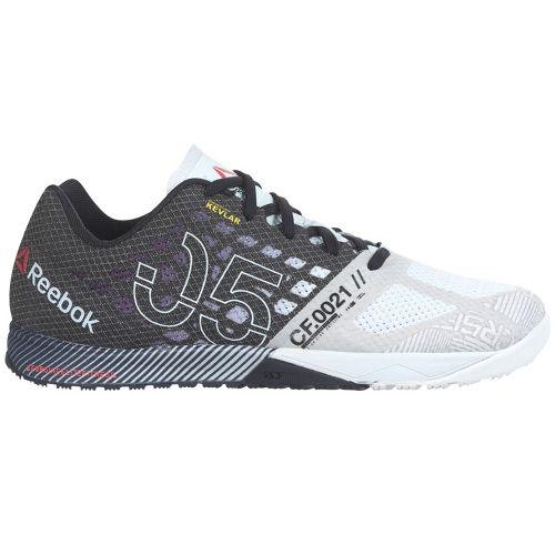 Womens Reebok CrossFit Nano 5.0 Cross Training Shoe - White/Black 7