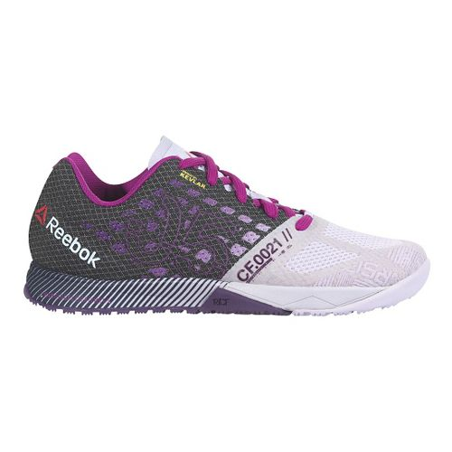 Womens Reebok CrossFit Nano 5.0 Cross Training Shoe - Lilac 7.5