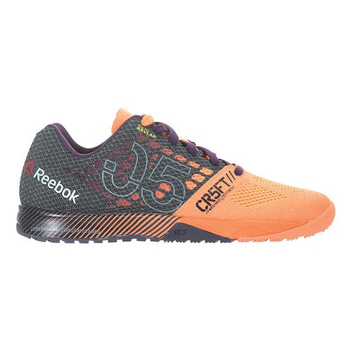 Womens Reebok CrossFit Nano 5.0 Cross Training Shoe - Electric Peach 7.5