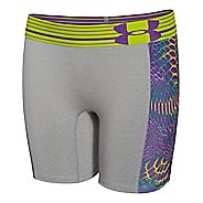 Kids Under Armour Alpha Printed Unlined Shorts