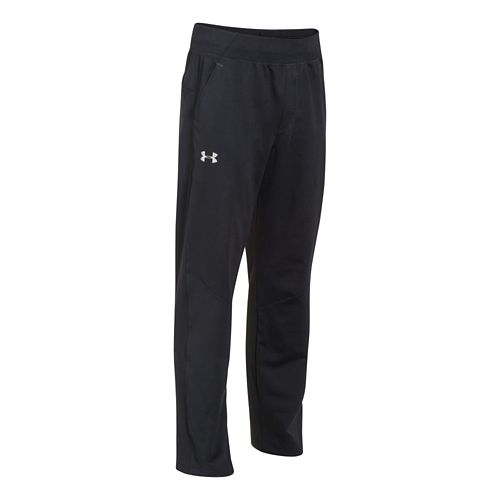Mens Under Armour Status Knit Pants - Black S