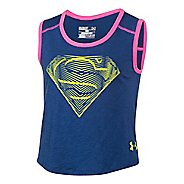 Kids Under Armour Alter Ego SuperGirl Muscle Tank Non-Technical Tops