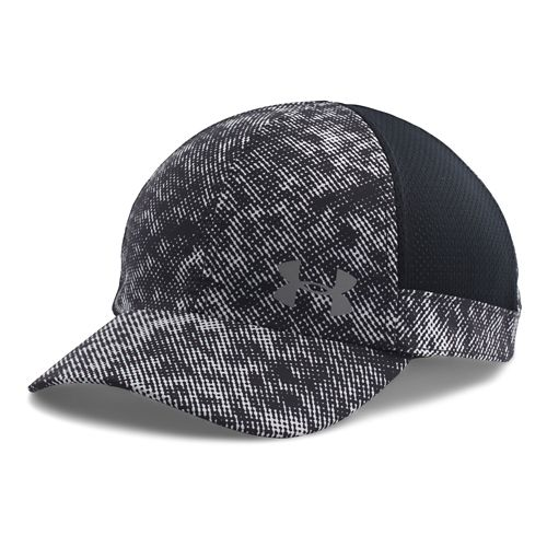 Womens Under Armour Flyfast Cap Headwear - Academy/Picasso Blue