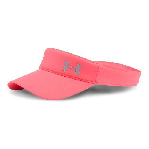 Womens Under Armour Fly Fast Visor Headwear - Brilliance