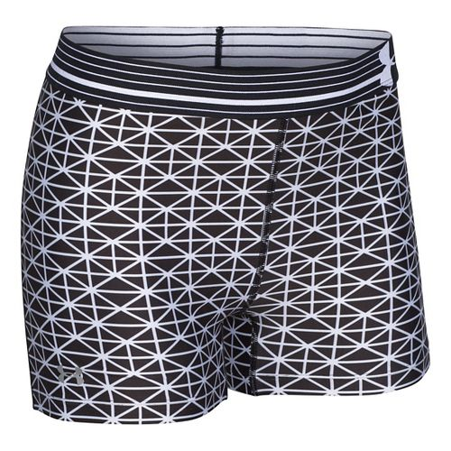Women's Under Armour�Heatgear Armour Compression Printed Shorty