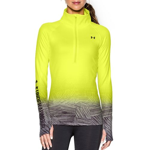 Women's Under Armour�Coldgear Sublimated 1/2 Zip