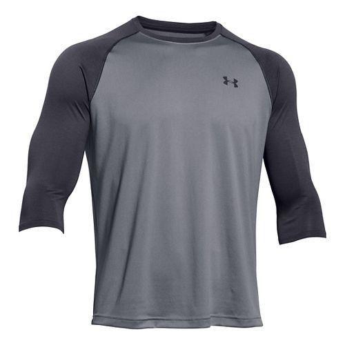 Men's Under Armour�Tech 3/4 Sleeve T