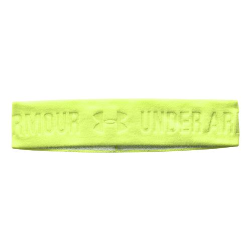 Womens Under Armour Armourgrip Wide Headband Headwear - X-Ray
