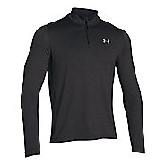 Mens Under Armour Coldgear Infrared 1/4 Zip Long Sleeve Half Zip Technical Tops