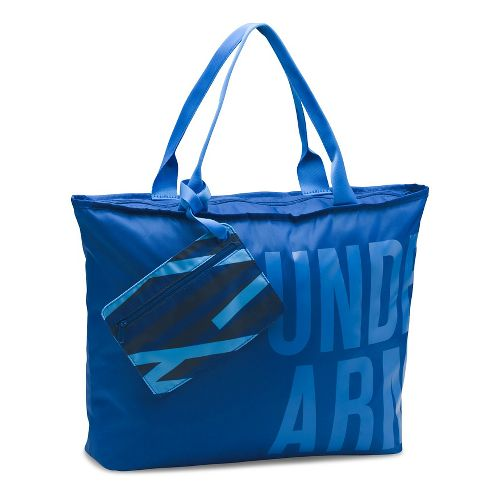 Womens Under Armour Big Word Mark Tote Bags - Royal/Carolina Blue