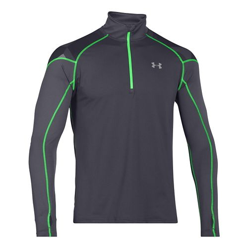 Men's Under Armour�Coldgear Infrared Run 1/2 Zip