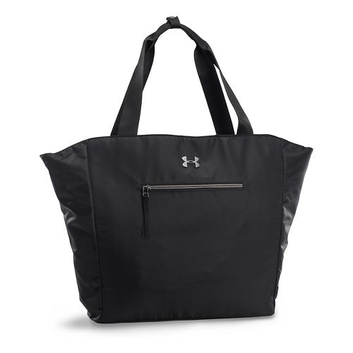 Womens Under Armour To and From Tote Bags - Black/Black