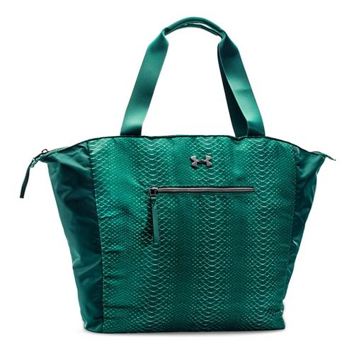 Womens Under Armour To and From Tote Bags - Greenwood/Greenwood