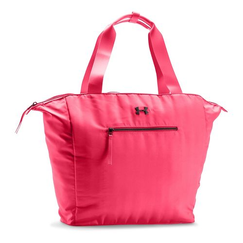 Womens Under Armour To and From Tote Bags - Pink Shock
