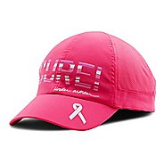 Womens Under Armour PIP Flyfast Cap Headwear