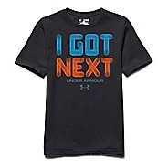 Kids Under Armour I Got Next Tee Short Sleeve Technical Tops