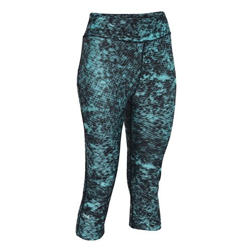 Women's Under Armour�Heatgear Armour Printed Capri