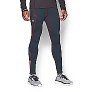 Mens Under Armour Coldgear Infrared Run Full Length Tights