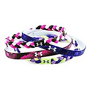 Kids Under Armour Graphic Elastic 4 Pack Headwear