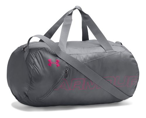 Under Armour Adaptable Duffle Bags - Graphite